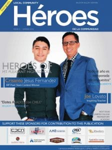 Local Community Heroes Issue 2